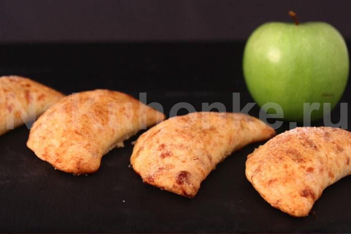 Яблочные пирожки - рецепт