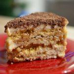 Кусочек тортика Пломбир