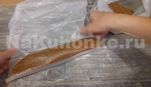 Формование колбасок